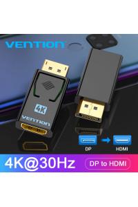 Переходник DisplayPort HDMI 4K Vention