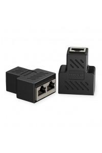 Разветвитель RJ45 витой пары на 2 порта LAN Ethernet Vention (2 шт.)