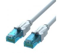 Кабель CAT5e UTP Ethernet RJ45 RJ45 100 Мбит/с Vention Blue 0.75 м (VAP-A10)