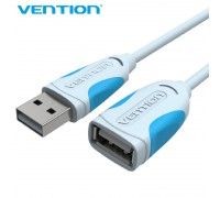 Удлинитель USB 2.0 Vention VAS A05 WH 1 м