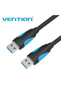 Кабель USB 3.0 Type A Type A Vention VASA18-B100 1 м